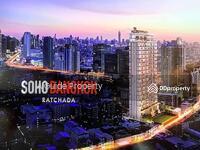 ขายดาวน์ - ขายดาวน์ Soho Bangkok Ratchada ชั้น 15 Duo Space ราคารอบ VVIP