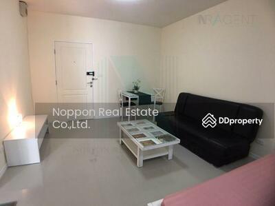 For Sale - Condo for sale, Condo B U Chokchai 4, STUDIO type, size 28 sqm. , Building B, 1st floor, near MRT Ladprao   CNOP16267