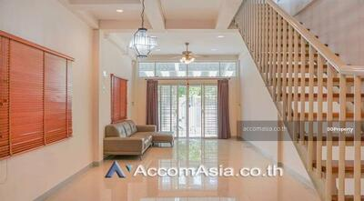 For Sale - 3 storey townhouse at Sukhumvit 71 for Sale - 350 meters to St. Andrews international school near BTS Phrakanong Aa25940