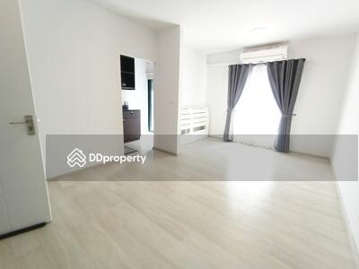 For Sale - Condo for sale Unio Serithai 27 sqm. Empty room Building B, pool view