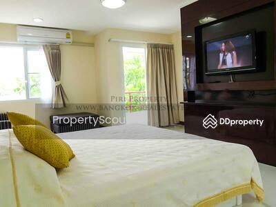 For Rent - Charming 1-BR Condo at Charming Resident Ekkamai near BTS Ekkamai (ID 509668)