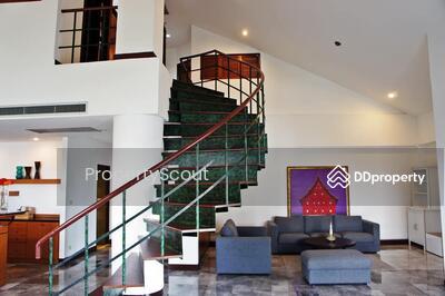 For Rent - Spacious 4-BR Condo at Raintree Village Apartment near BTS Phrom Phong (ID 512891)