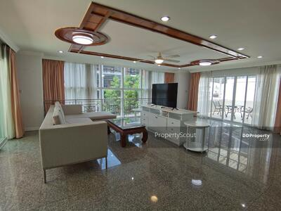 For Rent - Large 2-BR Condo at Mitr Mansion near BTS Asoke (ID 515496)