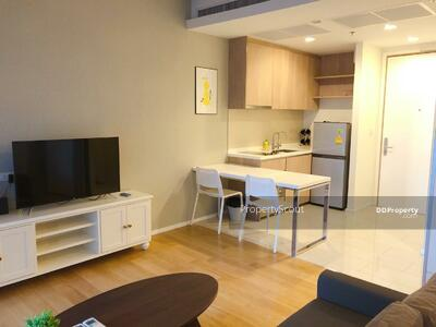 For Rent - Novel 1-BR Condo at Circle Living Prototype New Petchburi near BTS Nana (ID 497257)