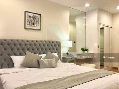 For Sale - Condo for sale, Supalai Wellington 2, type 1 bedroom, size 42 sqm. Building 7, 14th floor, near MRT Thailand Cultural Center | CNOP16330