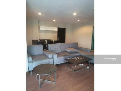 For Rent - Spectacular High Rise 3-BR Condo at Belle Grand Rama 9 near MRT Phra Ram 9 (ID 500206)