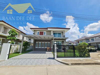 For Rent - A house for rent near by 10 min to ABS - Ambassador Bilingual School, No. 13H120