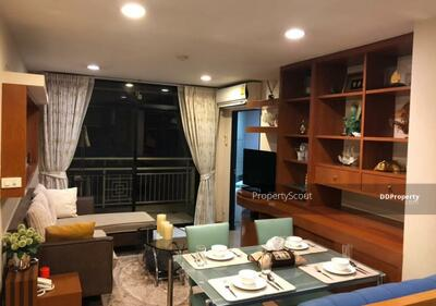 For Rent - Cosy 2-BR Condo at Green Point Silom near BTS Chong Nonsi (ID 450303)