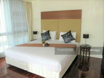 For Rent - Charming 4-BR Condo at Sathorn Gallery Residence near BTS Surasak (ID 452013)