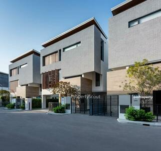 For Rent - Exclusive 4-BR Townhouse near BTS Nana (ID 462391)