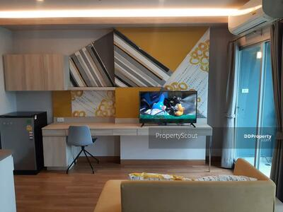 For Rent - Modern 1-BR Apt. near BTS Mo Chit (ID 469061)