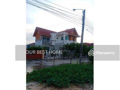 For Sale - บ้านเดี่ยว พร้อมอยู่ กว้างขวาง หมู่บ้านคาริเบียนโฮม ถนนฉลองกรุง ลำปลาทิว ลาดกระบัง