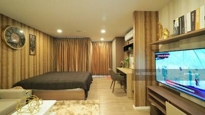 For Rent - VVV For Rent Condo   Kave Town Space Rangsit - BU 1 Bedroom 30sqm.