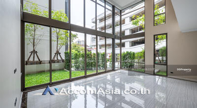 For Sale - Private Swimming Pool | Exclusive Luxury Townhome Townhouse 3+1 Bedrooms for rent-sale BTS Thong Lo in Sukhumvit Bangkok  (AA23033)
