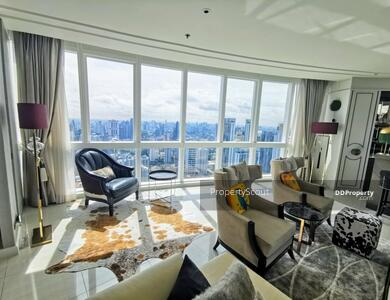 For Sale - Luxury 323 sqm Penthouse on the 49th Floor with Breathtaking Views at Millennium Residences by BTS Asok (ID 567458)