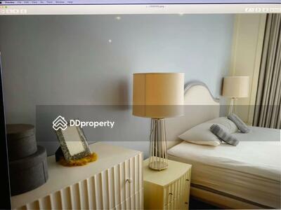For Rent - Lovely 2-BR Condo at Saladaeng Residences near BTS Sala Daeng (ID 444369)