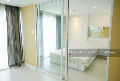 For Sale - LOL282 ขาย ห้องพร้อมอยู่ ชั้น7 วิวสวย เฟอร์นิเจอร์บิ้วด์อิน เดอะ รูม สุขุมวิท64