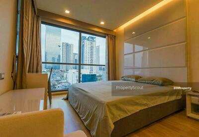 For Rent - Lovely 2-BR Condo at The Address Sathorn near BTS Chong Nonsi (ID 477605)