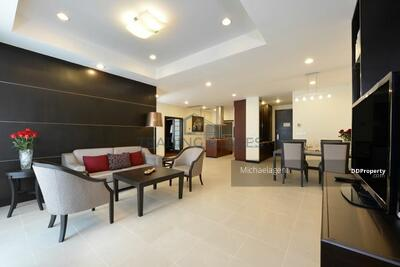 ให้เช่า - ให้เช่า อพาร์ทเม้นท์ อโศก ห้องกว้าง ขนาด 155ตร. ม. 2ห้องนอน 2ห้องน้ำ