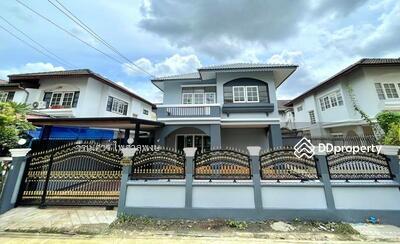 For Sale - ขายถูก! บ้านเดี่ยว 2 ชั้น ซอยสายไหม 15 (ใกล้ตลาด เอซี-พลาซ่าสายไหม 700 m. ) บนเนื้อที่ 50 ตร. ว. 195 ตร. ม. 4 นอน 3 น้ำ จอดรถในบ้านได้ 2 คัน