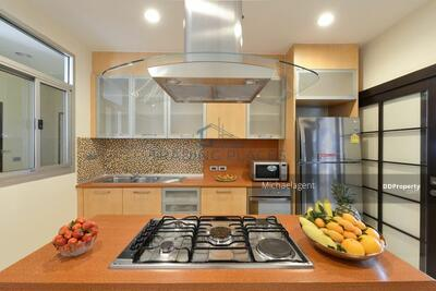For Rent - For Rent Spacious Apartment Asoke Size 220sqm 3Bed 3bath