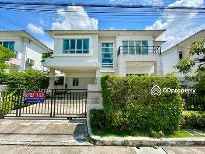For Sale - ขายบ้าน บางกอก บูเลอวาร์ด พระราม9-ศรีนครินทร์ บ้านใหม่ บ้านเลขที่สวย