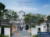 ขาย - HC043 ขาย บ้านเดี่ยว ลดาวัลย์ ราชพฤกษ์-ปิ่นเกล้า (Ladawan Ratchapruek-Pinklao) คฤหาสน์หรู บ้านเปล่า บ้านใหม่ ทำเลดีใกล้สวนและทะเลสาบ ใกล้ เดอะ เซอร์เคิล ราชพฤกษ์ House for sale Ladawan Ratchapruek-Pinklao (Ladawan Ratchapruek-Pinklao)