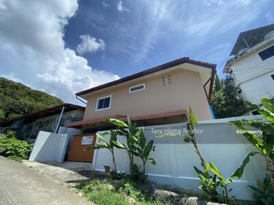 ขาย - ขาย -  บ้าน 3 ห้องนอน ราคาดีที่สุดบน ถนนปฏัก  TRH-106