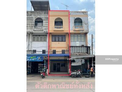 For Sale - A14-213 ให้เช่าทาวน์โฮม 3 ชั้น หมู่บ้านรินทร์ทอง คลอง2  16 ตารางวา