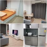 ให้เช่า Thana Astoria Pinklao (ธนา แอสโทเรีย ปิ่นเกล้า) 1ห้องนอน 35 sq. m. ตกแต่งครบ พร้อมเข้าอยู่ [ER] (New5082)