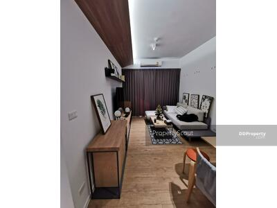 For Rent - Spectacular High Rise 2-BR Condo at Triple Y Residence Samyan near BTS Sala Daeng (ID 455665)