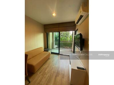 For Sale - Condo for sale, Baan Navatara, Kaset-Nawamin, type 1 bedroom, size 32. 50 sqm. , Building F, 2nd floor, near central eastvile | CNOP16583