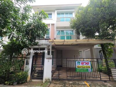 ขาย - บ้านเดี่ยว 3 ชั้น บางกอกบูเลอวาร์ด Bangkok Boulevard รามอินทรา ก. ม. 2 ลาดปลาเค้า