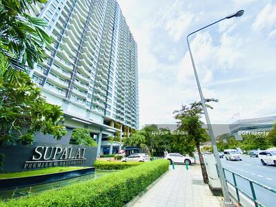 For Rent - Rent Condo Supalai premier Ratchathewi 67sq. m. one bedroom