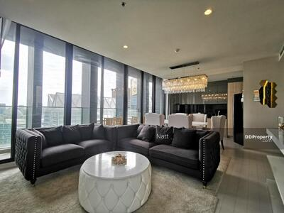 For Rent - Condo for Rent 3 bedroom duplex at Noble Ploenchit.