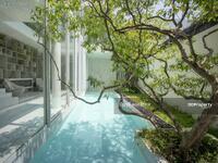 ขาย - ขาย - บ้านเดี่ยว 3. 5 ชั้น ดีไซน์  Pool Villa