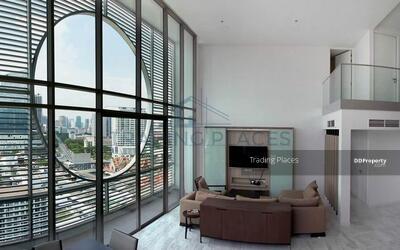 For Rent - For Rent Duplex penthouse Saladeang 4beds 5baths 200sq. m