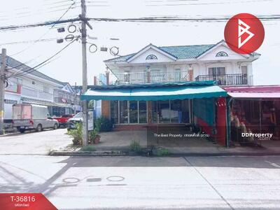 For Sale - ขายทาวน์เฮ้าส์ หมู่บ้านเมฆธารา 2 เทศบาลบางปู 60 สมุทรปราการ