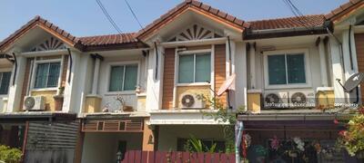 For Sale - ขาย ทาวน์เฮ้าส์ 2 ชั้น หมู่บ้าน พฤกษาวิลล์ 7 รังสิต-คลอง 2 ปทุมธานี