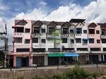 หมู่บ้าน เพิ่มพูนธานี ควนลัง หาดใหญ่ ขายด่วน อาคารพาณิชย์ 3. 5 ชั้น เนื้อที่ 25 ตร. ว แปลงริม