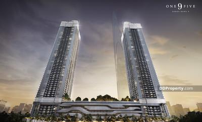 ขายดาวน์ - Studio Condo for Sale Down at One 9 Five Asoke-Rama 9 [Ref: P#202103-28894