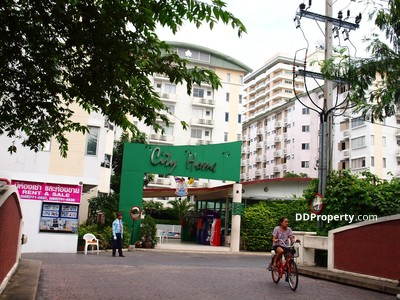 For Rent - Special price for rent! !! Cityhome Ratchada Soi 10 near MRT Soonwattanatham and Huakwang